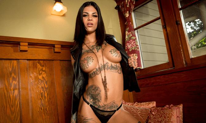 Bonnie Rotten Tattooos