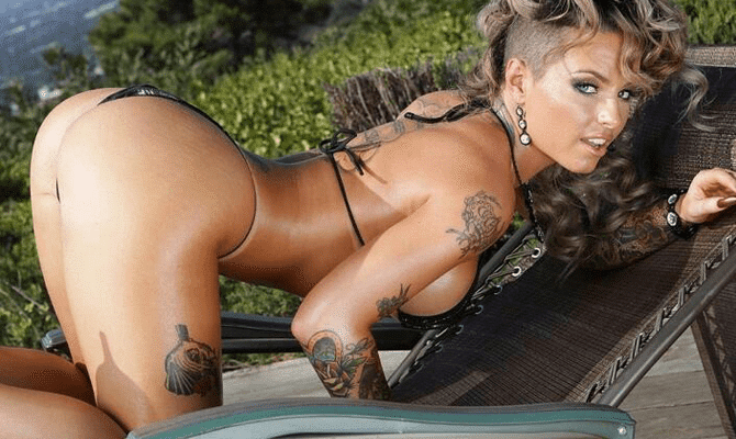 Christy Mack Tattoos