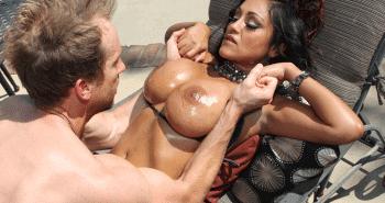Priya Rai fake tits