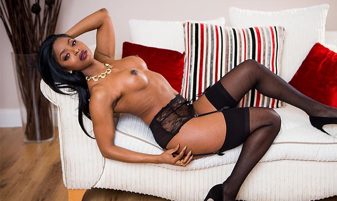 Porno ebony beautiful