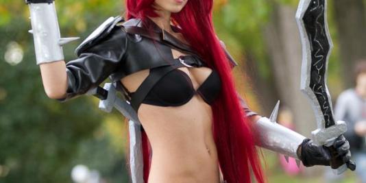 katrina cosplay