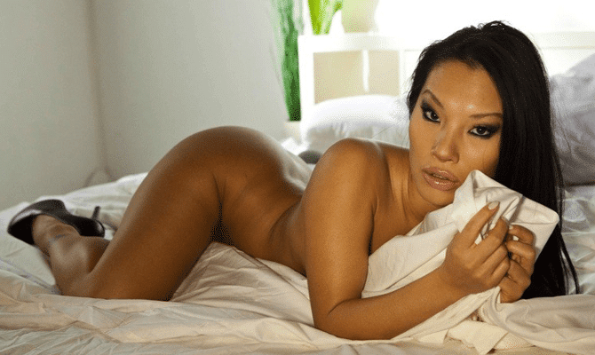 The best asian pornstars