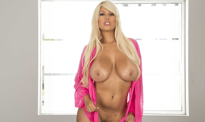 Bridgette B big tit latina