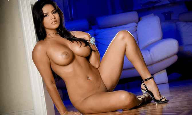 Sunny Leone Indian - Arabic