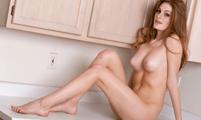 Amazing red head porn stars 14