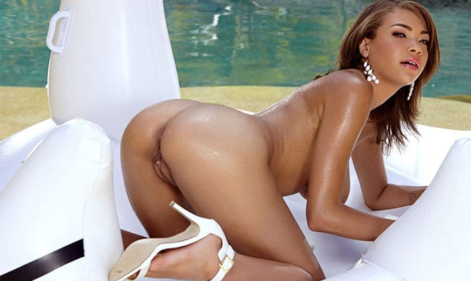 Top ebony pornstars list